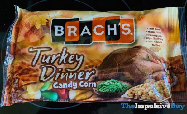 Brach s Turkey Dinner Candy Corn