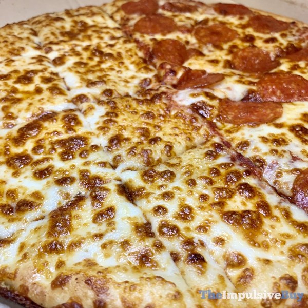 Little Caesars Hot N Ready Slices N Stix Stix Closeup