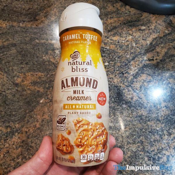 Nestle Coffee mate Natural Bliss Caramel Toffee Almond Milk Creamer