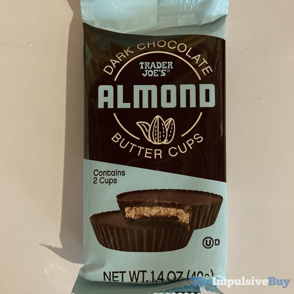 Trader Joe s Dark Chocolate Almond Butter Cups