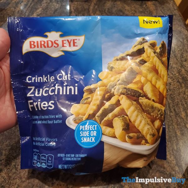 Birds Eye Crinkle Cut Zucchini Fries