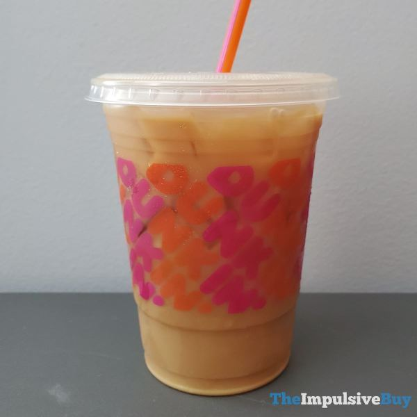 Dunkin The Charli Cold Brew Coffee Cup 2