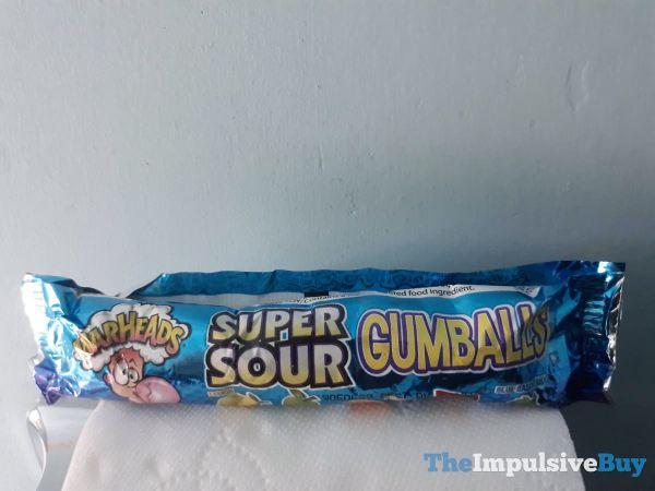 Warheads Super Sour Gumballs