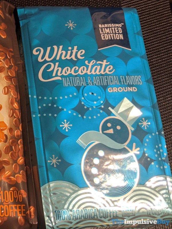 Barissimo Limited Edition White Chocolate Ground Coffee