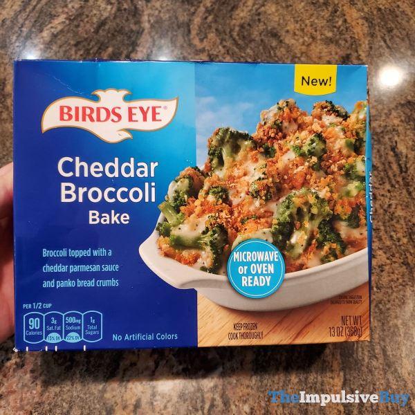 Birds Eye Cheddar Broccoli Bake