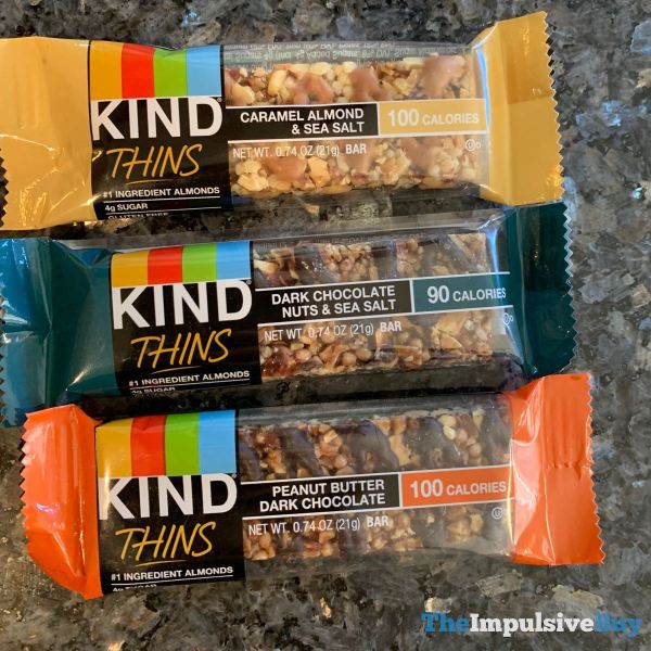 Kind Thins Bars
