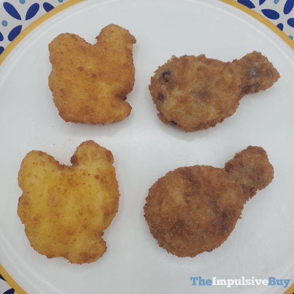 Perdue Thanksnuggets Shapes