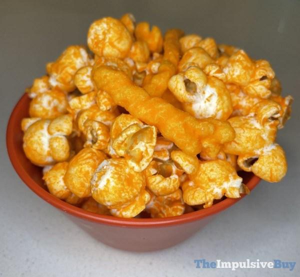 Cheetos Crunch Pop Mix Closeup