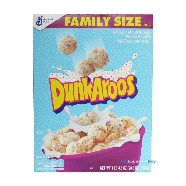 General Mills Dunkaroos Cereal 1