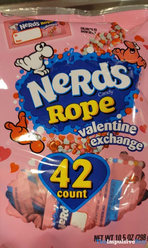 Nerda Rope Valentine Exchange