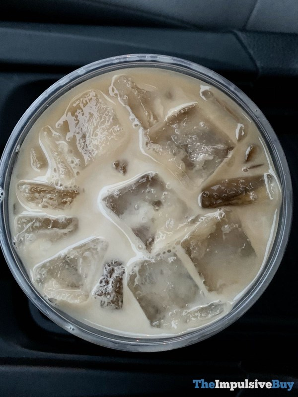Starbucks Honey Almondmilk Cold Brew Top