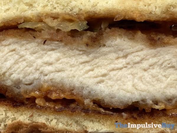 McDonald s Crispy Chicken Sandwich 2021 Juicy