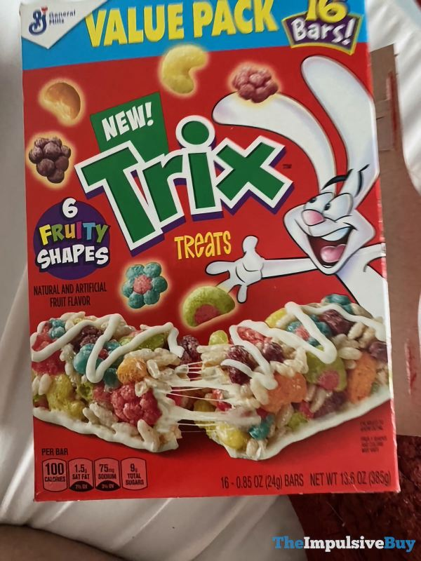 General Mills Trix Treats