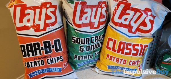 Lay s Retro Bags