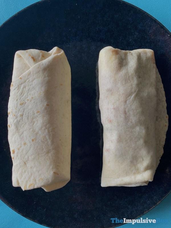 Taco Bell Primo Burritos Thick