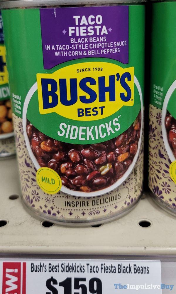 Bush s Best Sidekicks Taco Fiesta