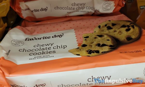 Favorite Day Chewy Chocolate Chip Cookies