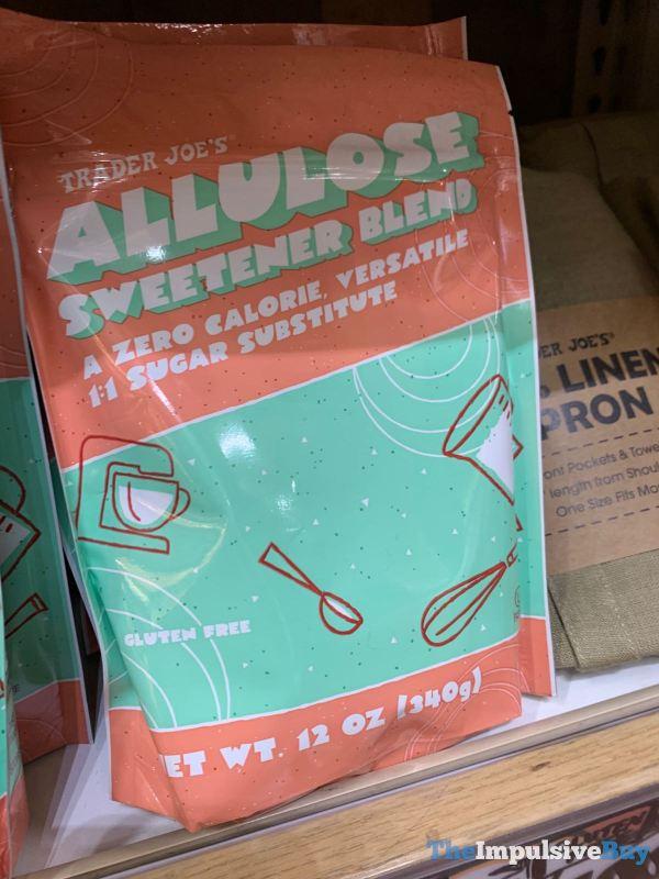 Trader Joe s Allulose Sweetener Blend