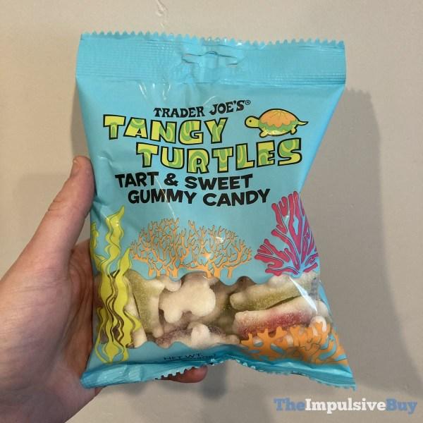 Trader Joe s Tangy Turtles Tart  Sweet Gummy Candy
