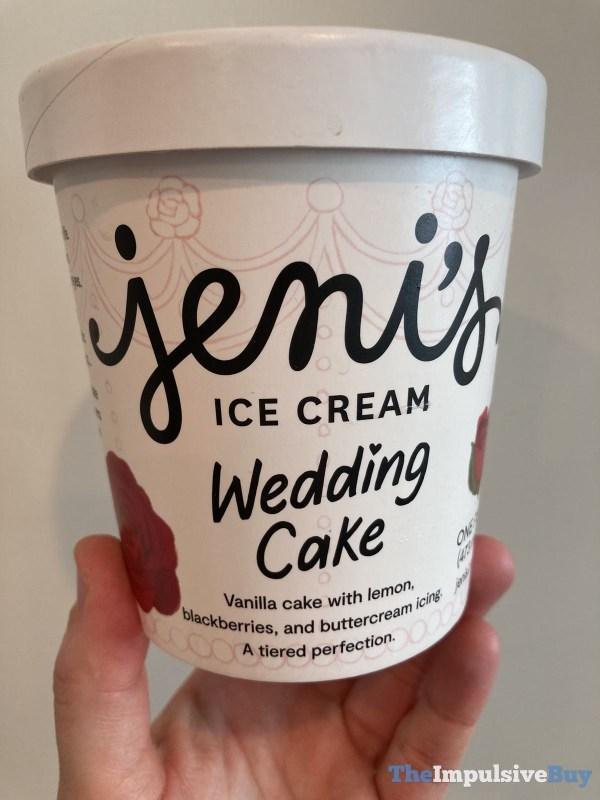 Jeni s Wedding Cake Ice Cream