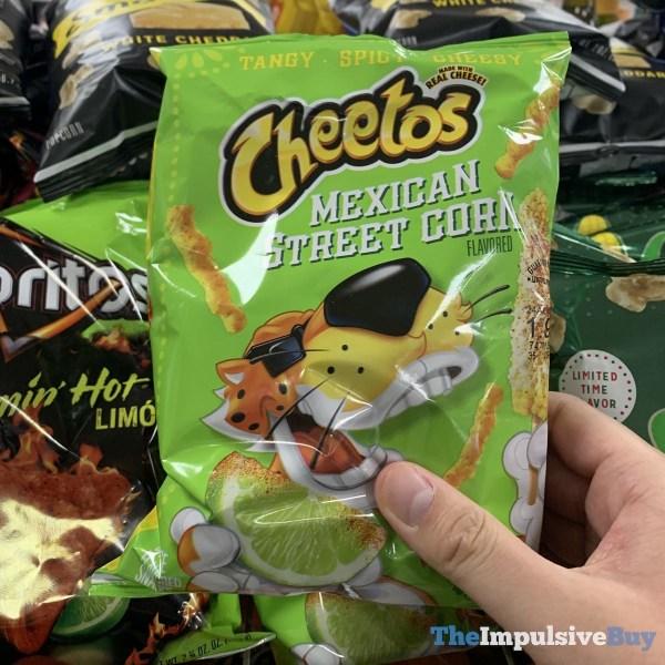 Mexican Street Corn Cheetos