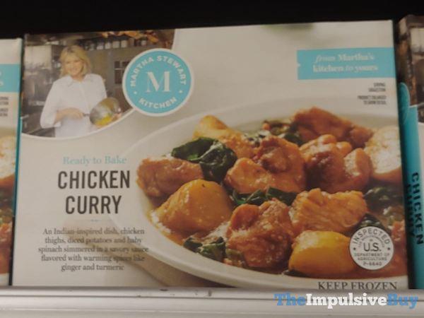 Martha Stewart Kitchens Chicken Curry