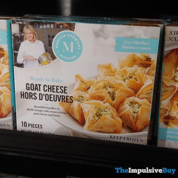 Martha Stewart Kitchen Goat Cheese Hors D oeuvres