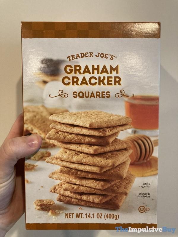 Trader Joe s Graham Cracker Squares