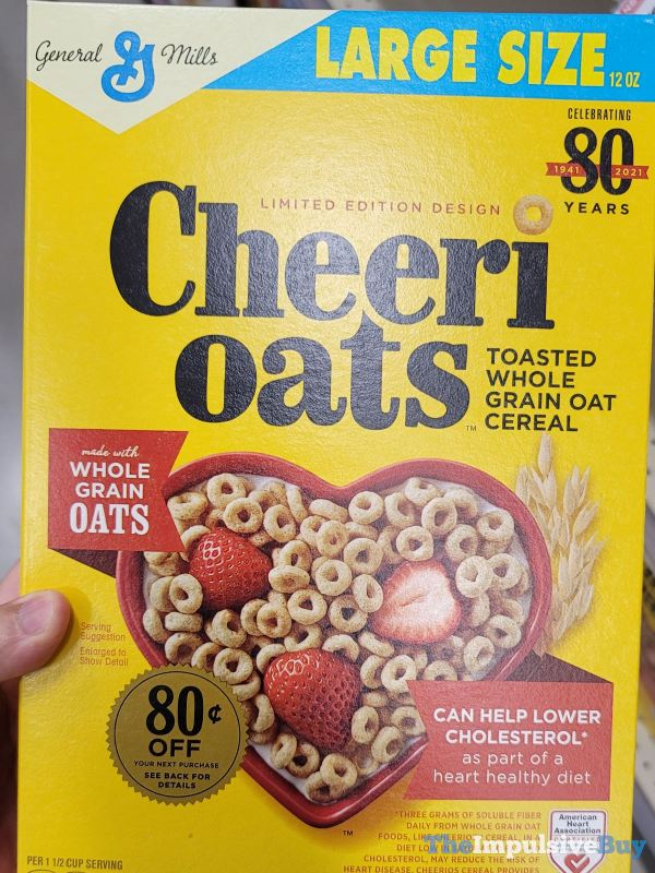 Limited Edition Design Cheerioats