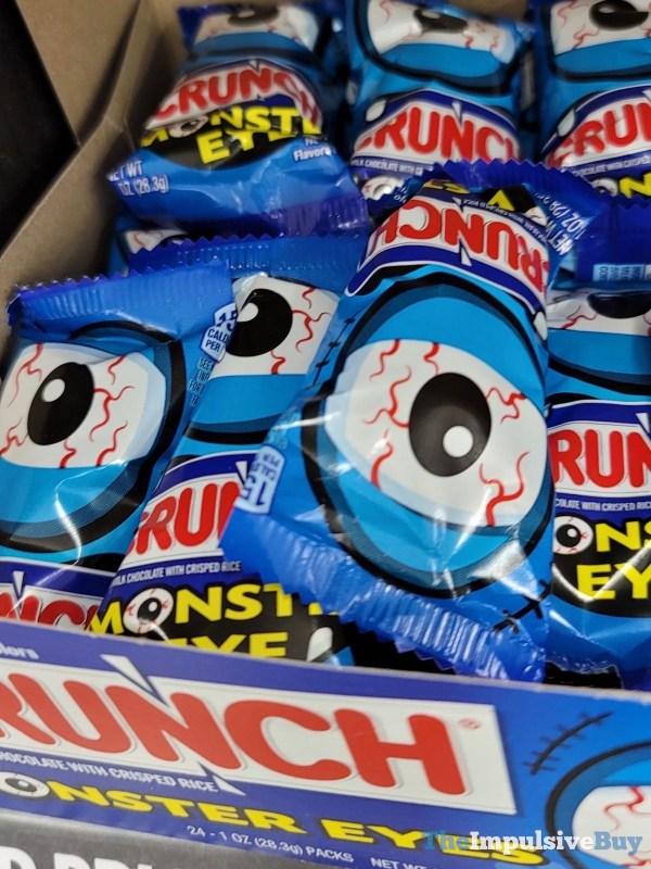 Nestle Crunch Monster Eyes