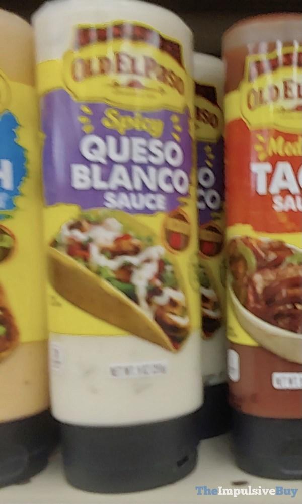 Old El Paso Spicy Queso Blanco Sauce