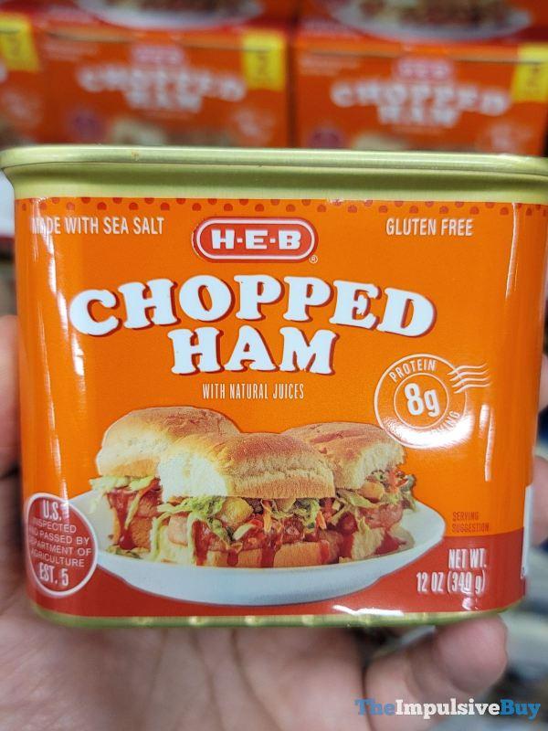 H E B Chopped Ham