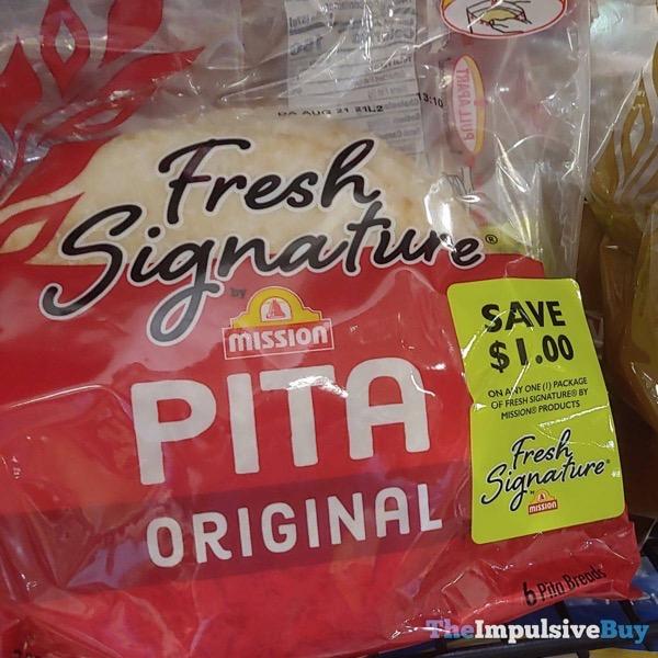 Mission Fresh Signature Original Pitas