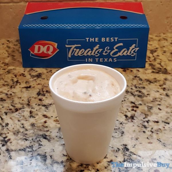 Nestle Toll House Chocolate Chip Cookie Blizzard Nondescript Cup