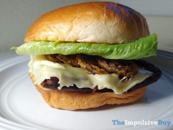 Wendy s Spicy Black Bean Burger Full