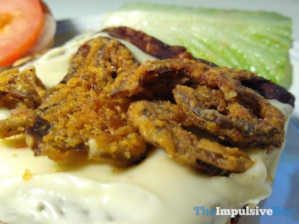 Wendy s Spicy Black Bean Burger Jalapenos