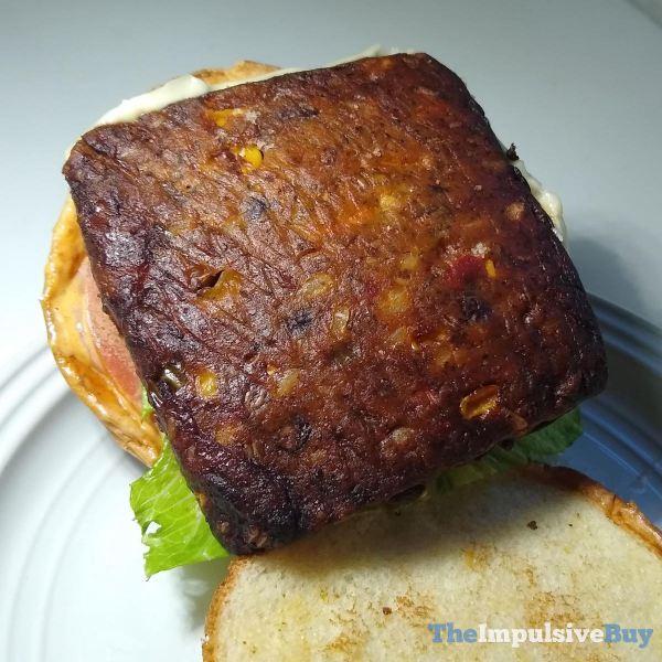 Wendy s Spicy Black Bean Burger Patty