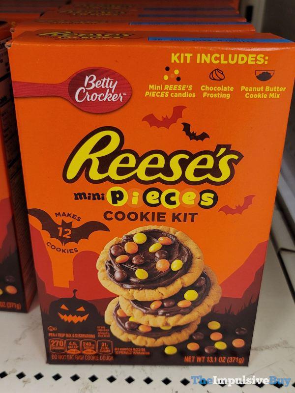 Betty Crocker Reese s Mini Pieces Cookie Kit