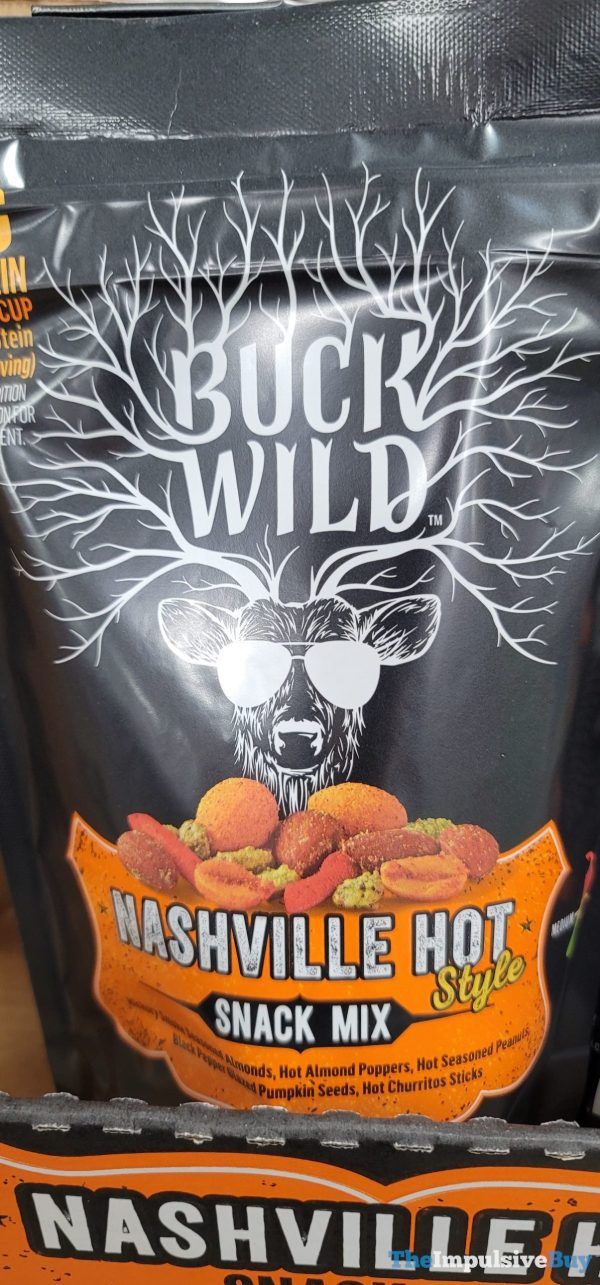 Buck Wild Nashville Hot Style Snack Mix