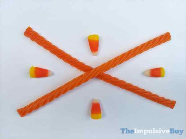 Candy Corn Red Vines Candy Corn