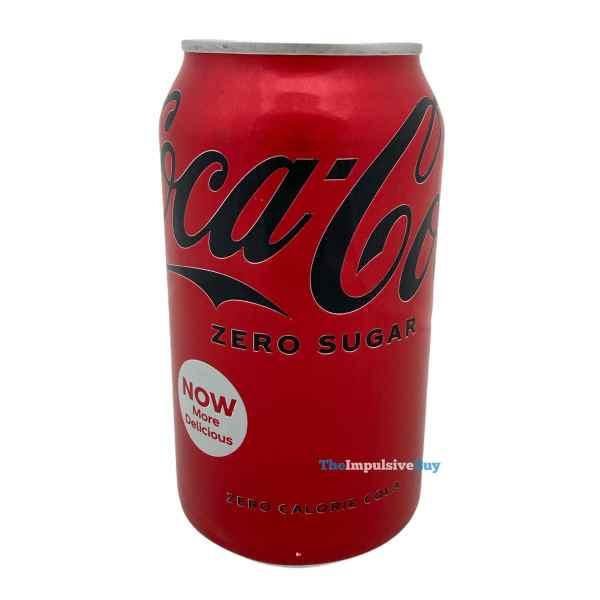 Coca Cola Zero Sugar  2021 Can