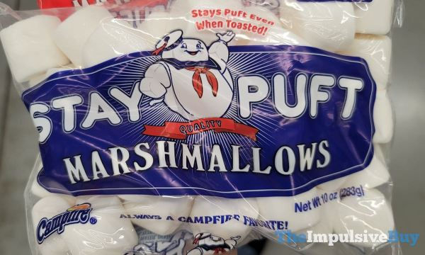 Campfire Stay Puft Marshmallows