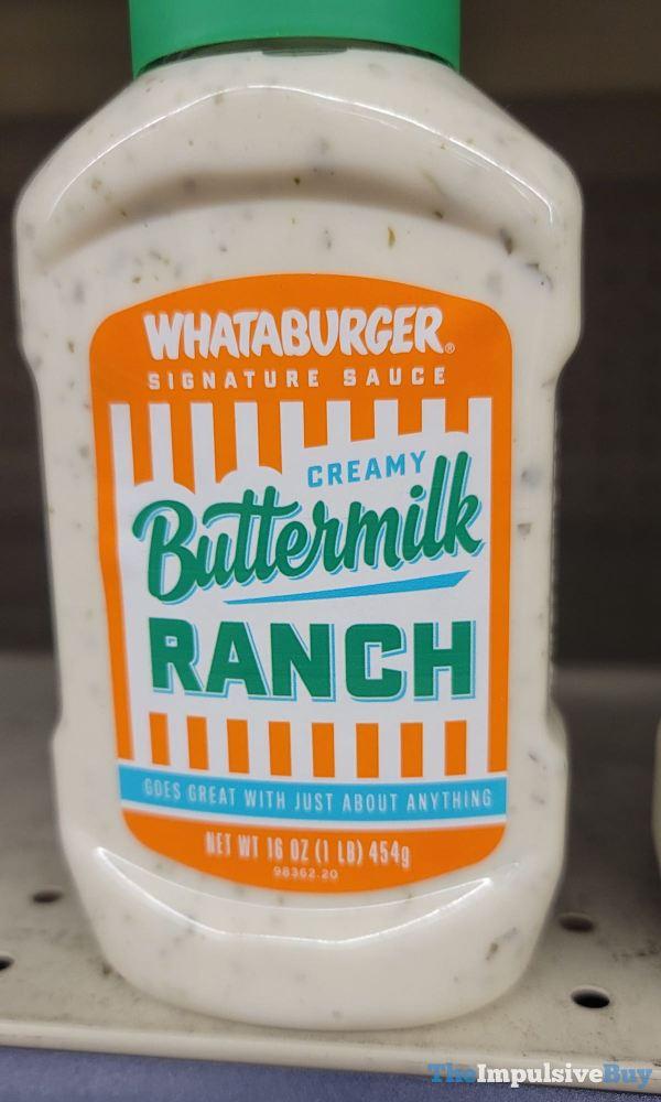 Whataburger Creamy Buttermilk Ranch