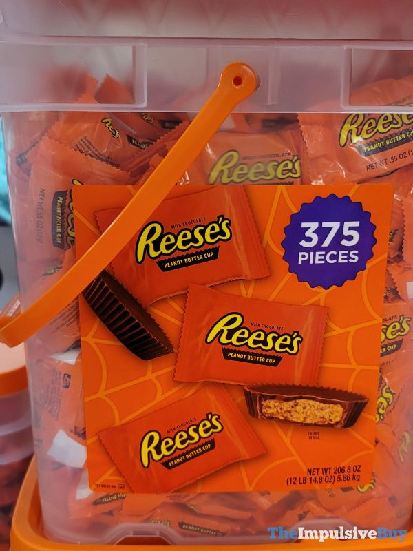 Reese s Peanut Butter Cups 375 pieces