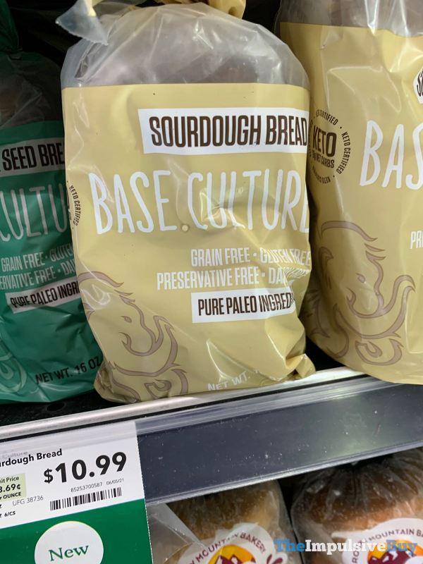 Base Culture Sourdough Bread