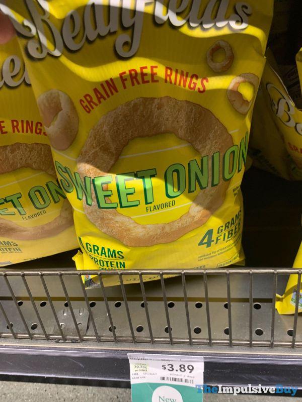 Beanfields Sweet Onion Grain Free Rings