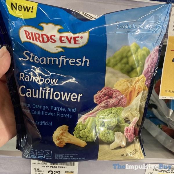 Birds Eye Steamfresh Rainbow Cauliflower