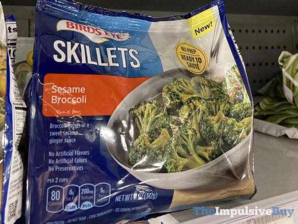Birds Eye Skillets Sesame Broccoli