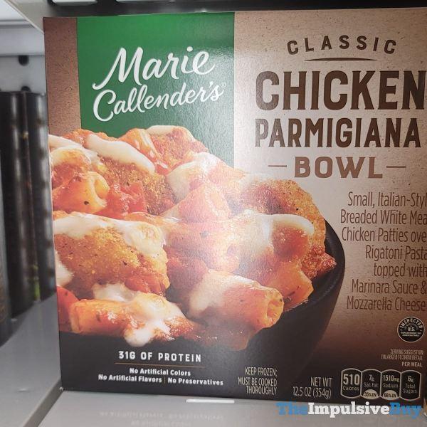 Marie Callender s Classic Chicken Parmigiana Bowl