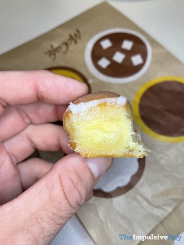 McDonald s Glazed Pull Apart Donut Center